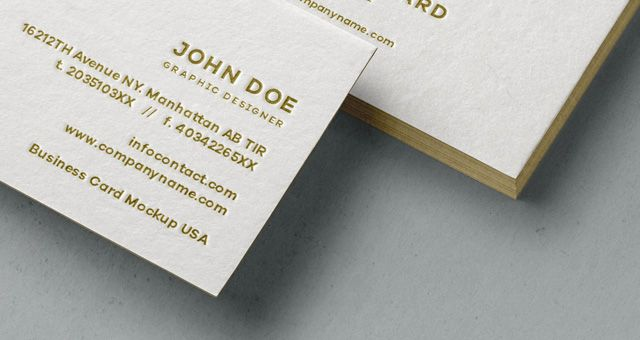 Pin by michael bundscherer on mockups pinterest business cards this is a subtle and elegant business card mockup to showcase your front and back designseasily add your graphics with our colourmoves