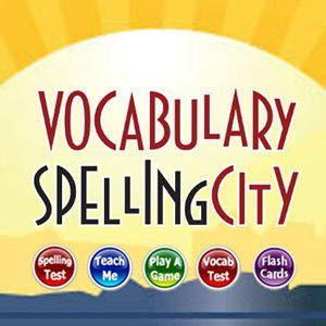 Vocabularyspellingcity Com Home Spelling City Homeschool Reviews Vocabulary