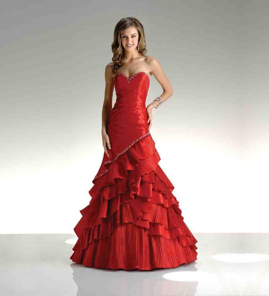Red Wedding Dress Meaning Red Bridesmaid Dresses Wedding Dress Trends Red Wedding Gowns