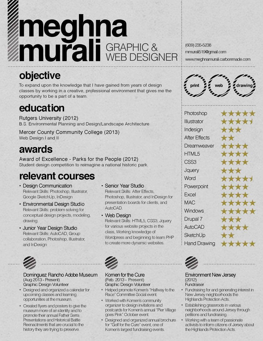 Landscape Design And Landscape Architect Resume Writing Examples  Landscape Architect Resume