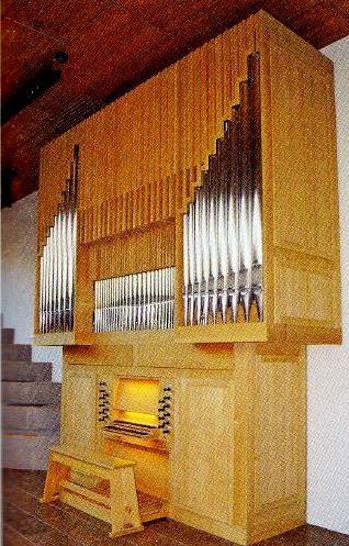Gallspach, neue Pfarrkirche St. Katharina – Organ index, die freie Orgeldatenbank