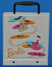 barbie singlemap record tote 1961 USA GRATIS VERZENDEN