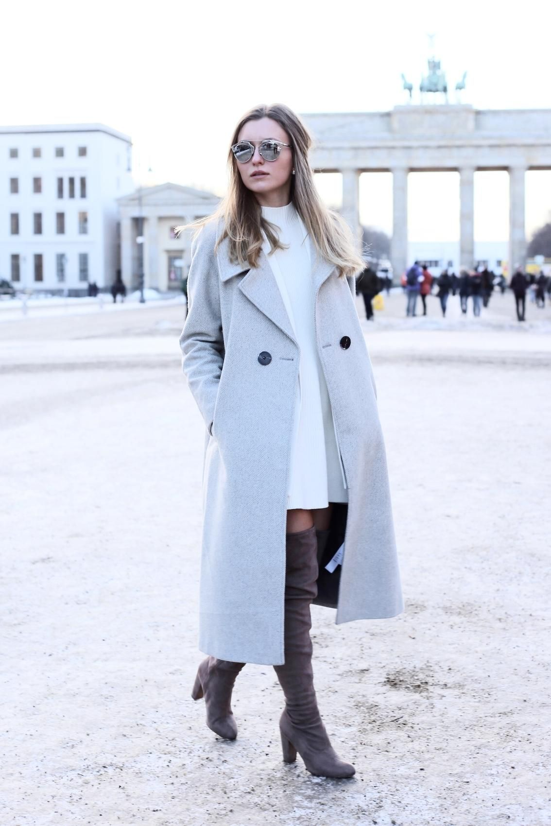 winter dress up