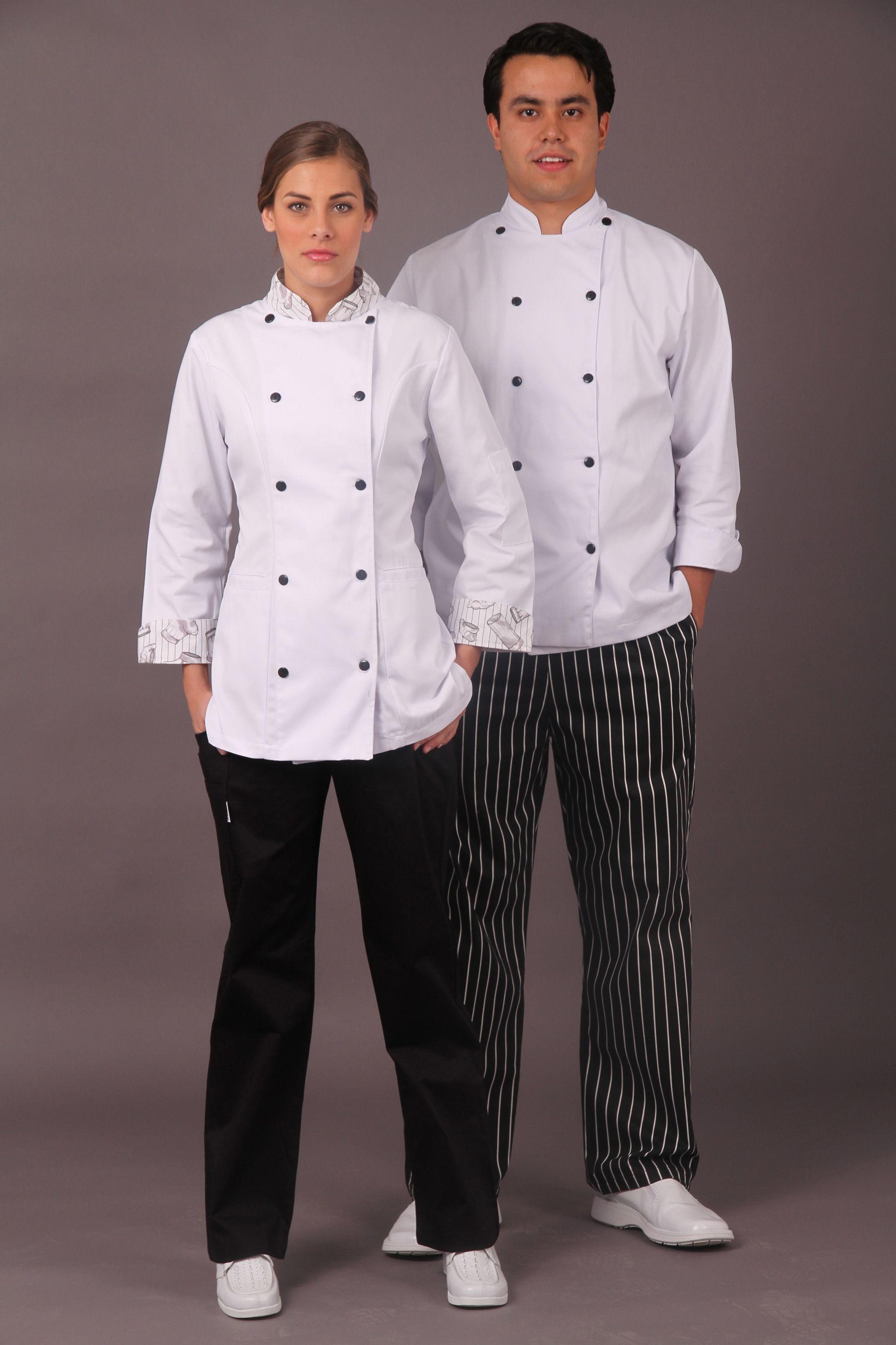 5ecfd4b8b filipinas blancas para dama y caballero  6290 Uniformes Cocineros