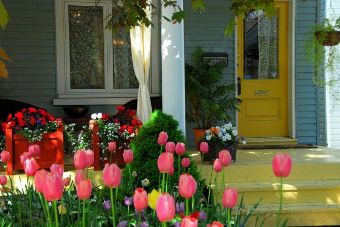 Vorgarten anlegen - Schöne Ideen, wie Sie den Vorgarten zum Besseren umgestalten