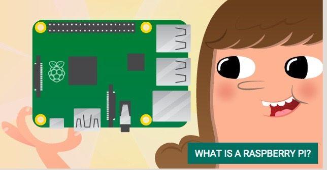 Image result for raspberry pi cartoon