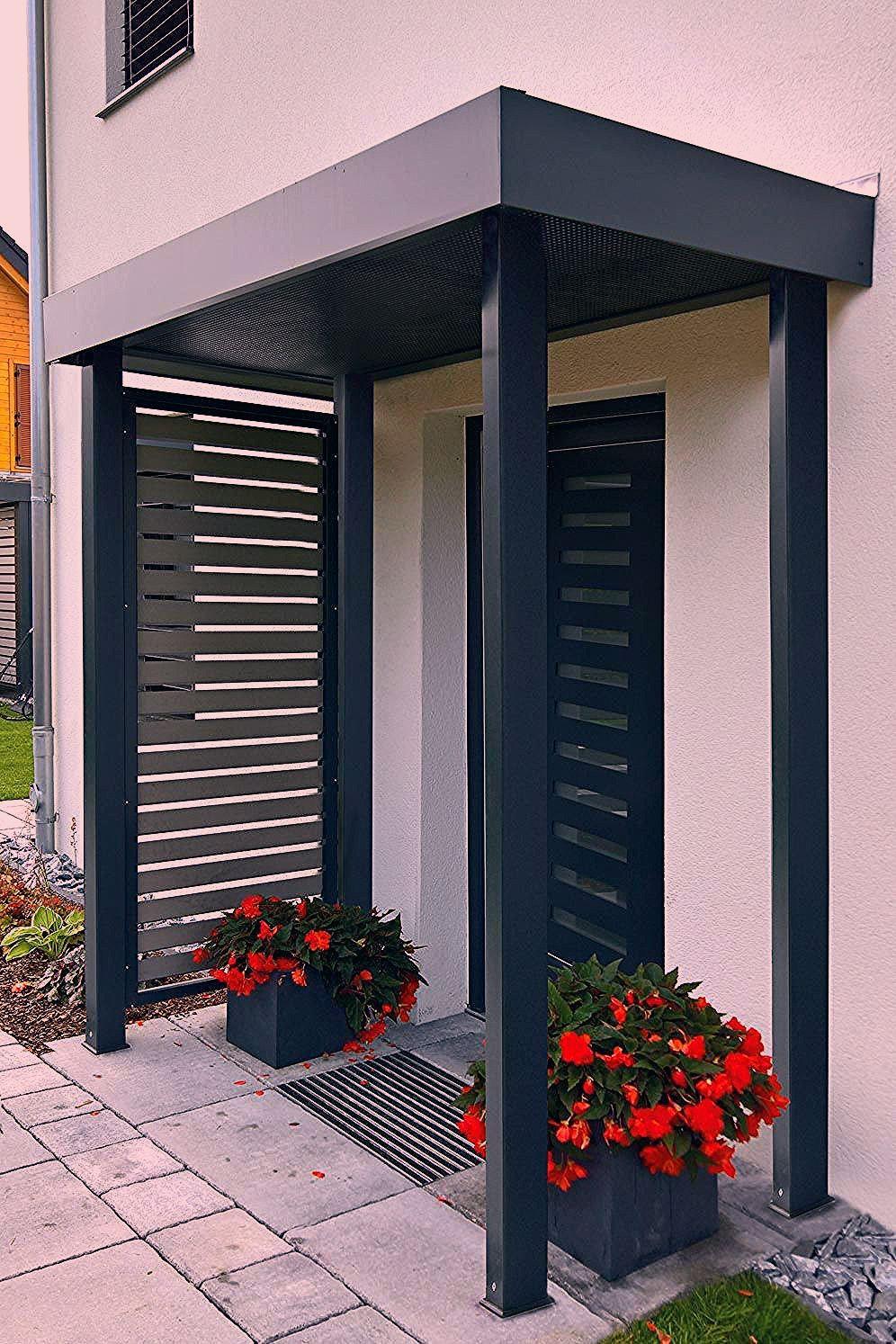 Photo of Bei Siebau erhalten Sie maßgefertigte Vordächer / Eingangsüberdachungen für … – My Blog