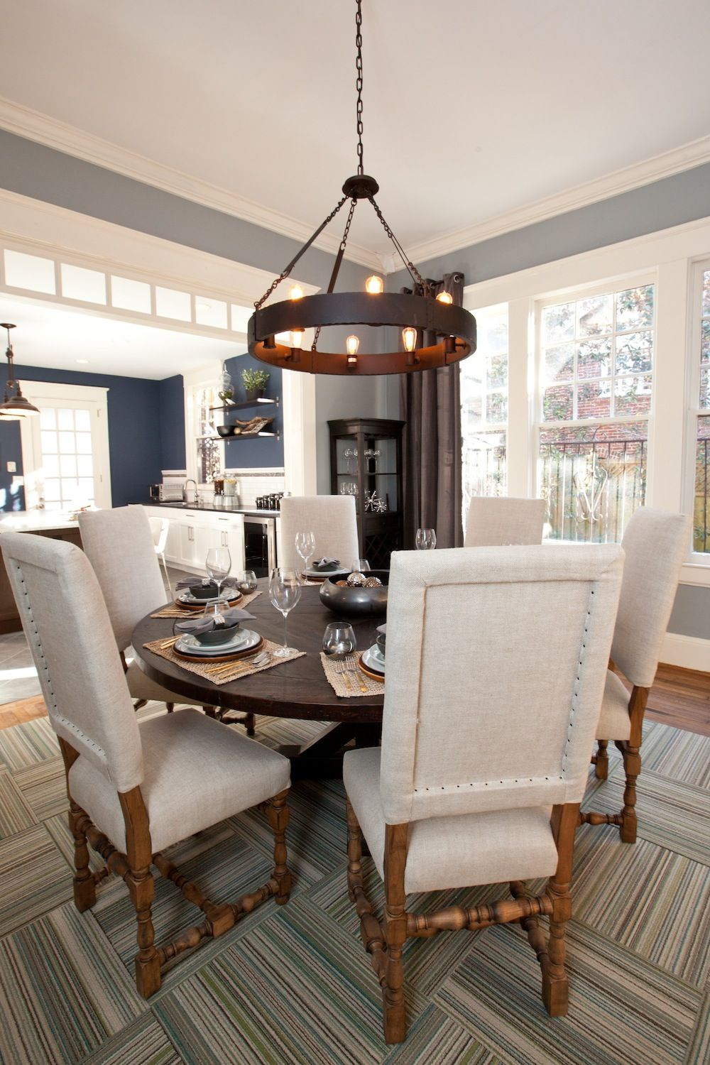 FAMILY ROOM LIGHTING Troy Lighting Jackson Pendant
