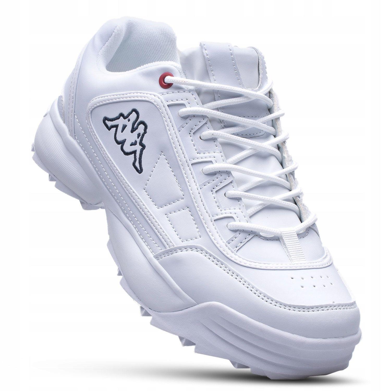 Damskie Buty Sportowe Kappa Rave Sneakersy 242782 In 2020 Shoes White Sneaker Sneakers