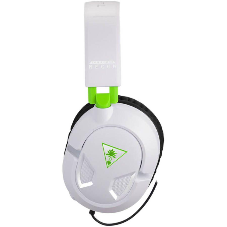 Turtle Beach Recon 50x Gaming Headset White Xbox One Ps4 Pc Mobile Gaming Recon Turtle Xbox One Headset Gaming Headset Xbox One For Sale