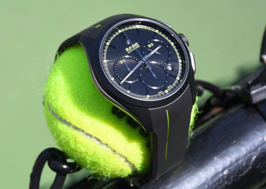 "Rado Hyperchrome XXL Court Collection ""Grass Court"" Watch"