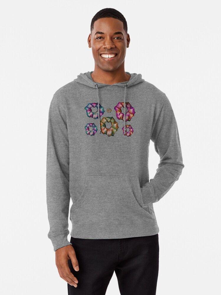 Nebula Scrunchies Pack Lightweight Hoodie By Aelenas Hoodies Lightweight Hoodie T Shirt
