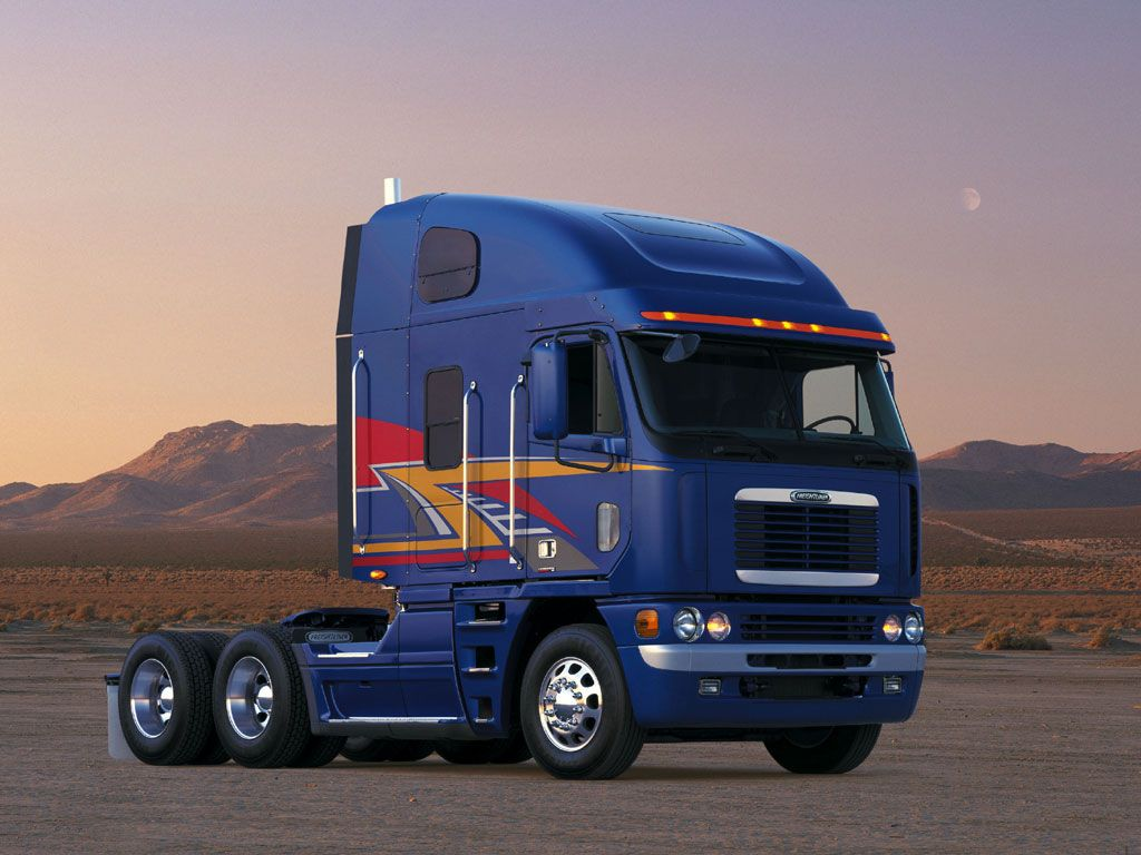 Freightliner Argosy Freightliner Trucks Big Rig Trucks