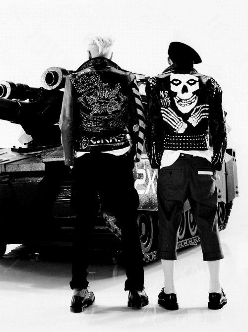 GD & TOP #BIGBANG - 뻑이가요
