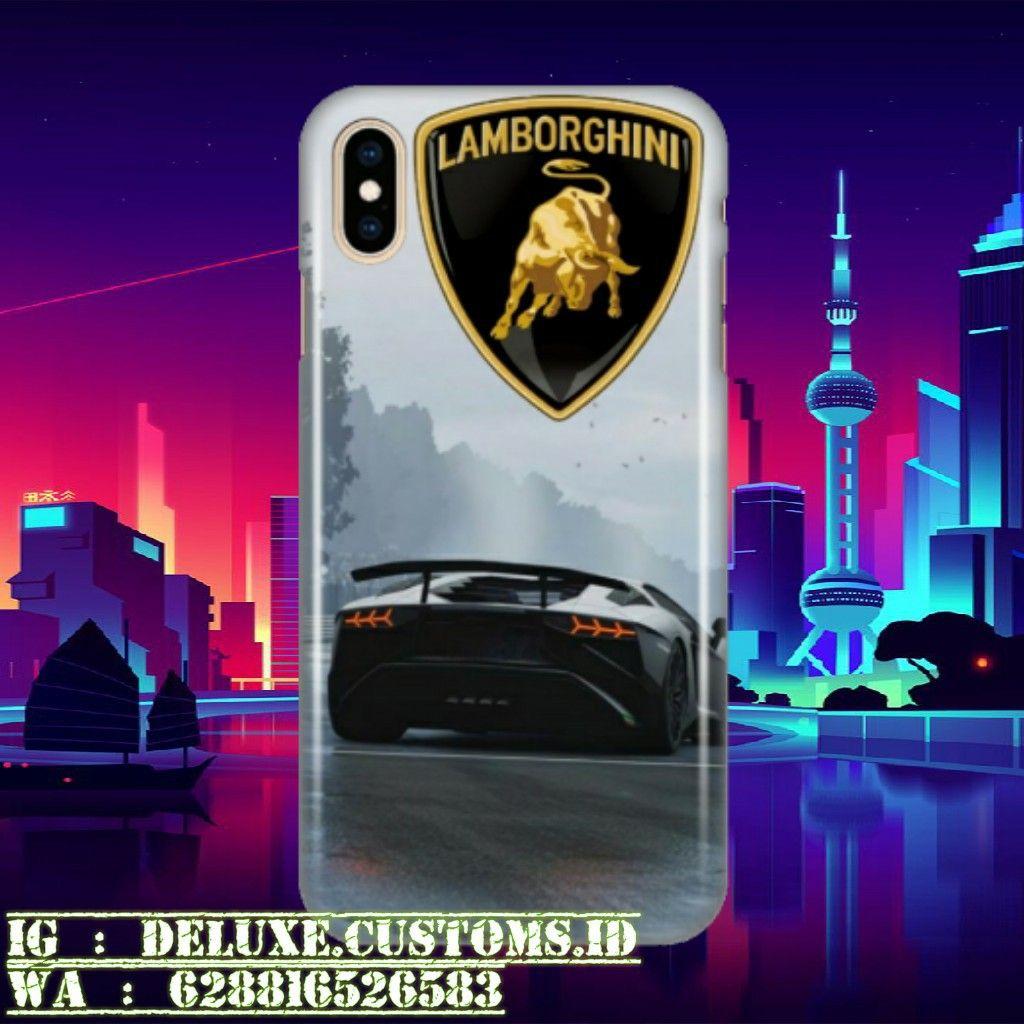 Casing Hp Custom Keren Desain Lamborghini Untuk Semua Tipe Hp Casecustomiphone7 Lamborghinigallardo Casecustomiphone6plusgrosir Mobil Sport Mobil Casing