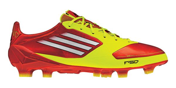 in stock d0bf8 7b42d Adidas Bets on a Soccer-Shoe-with-a-Chip