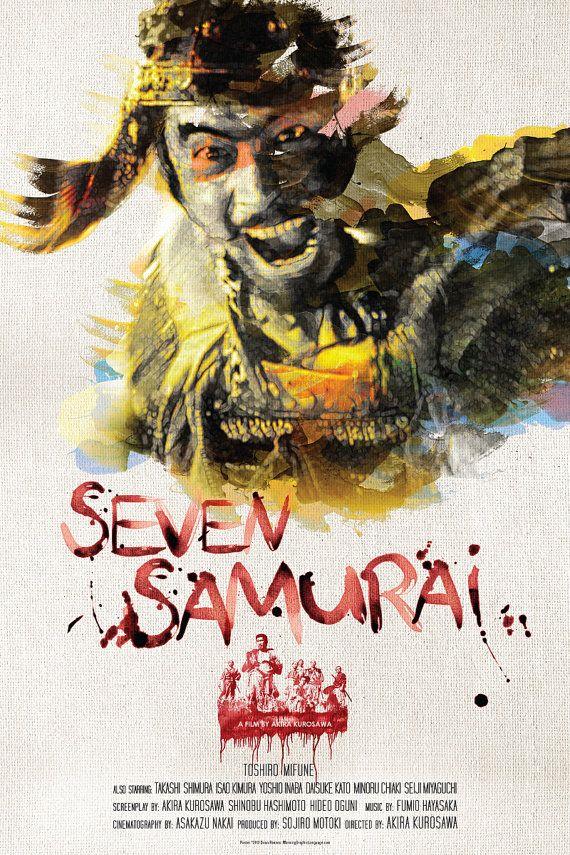 Ny kurosawafilm om samuraj
