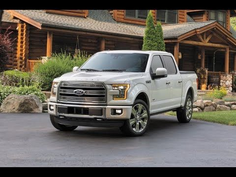 2016 Ford F 150 Limited Release Date Price