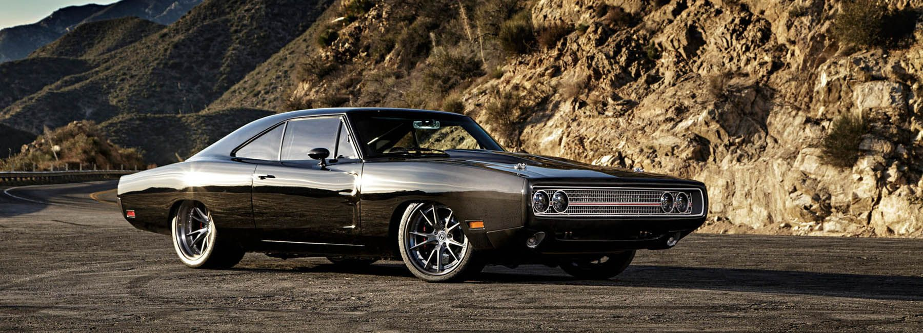1970 Dodge Charger Tantrum Custom Muscle Car By Speedkore