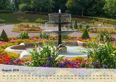 Fotokalender Thüringer Landschaften 2016, August