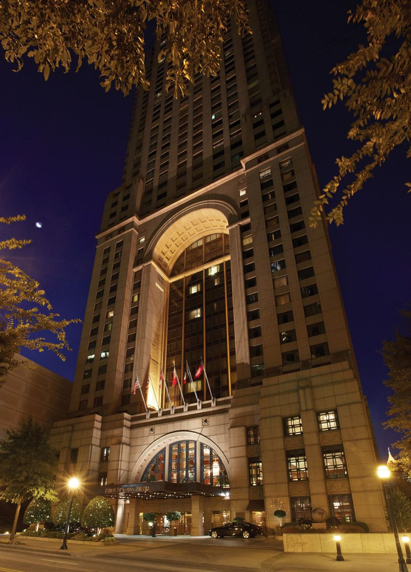 Four Seasons Atlanta With Images
