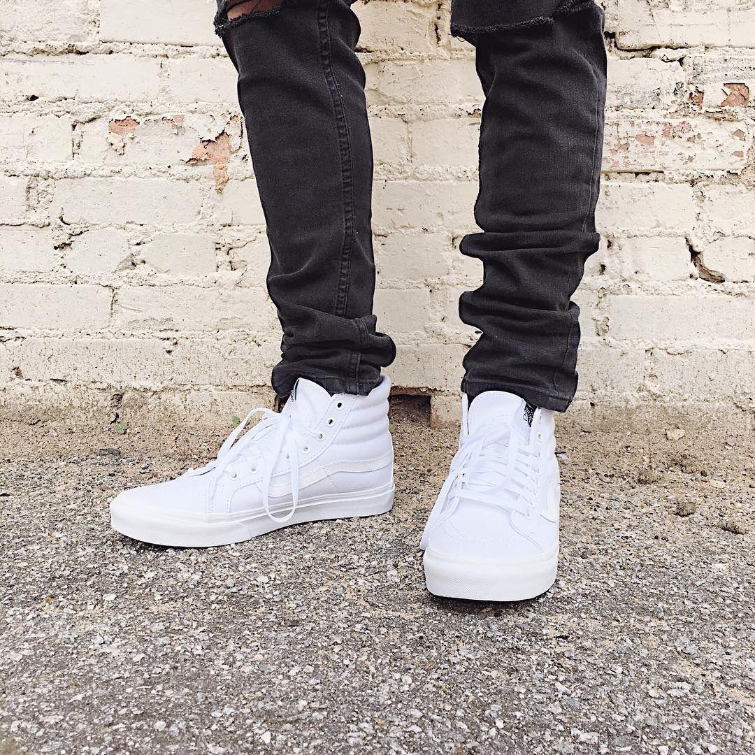 8368227778db2c Classic 👌🏻 Vans Sk8-Hi Slim Sneaker I Sku  30864532 I  Vans  UOMens   UOonYou  UrbanOutfitters