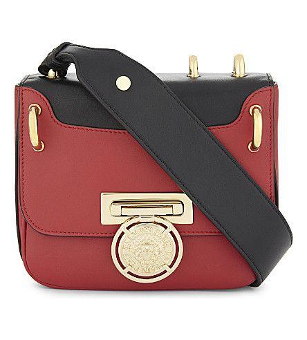 c30e8c3aff BALMAIN Renaissance leather cross-body bag. #balmain #bags #shoulder bags  #leather #