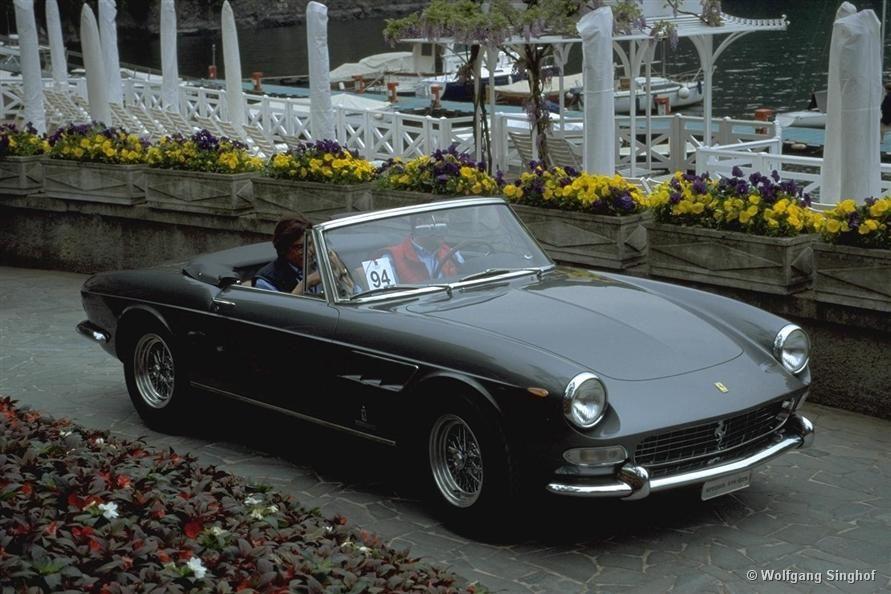 Ferrari 275 GTS Pininfarina Spyder