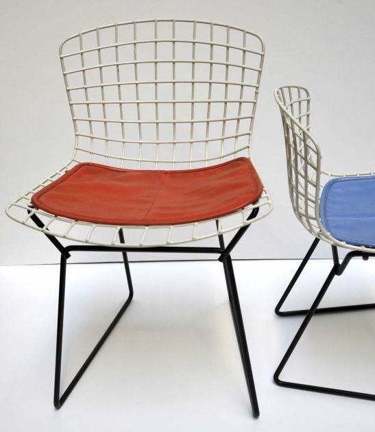 Harry Bertoia Outdoor Metal Wire Mesh Chair Knoll Bertoia Asymmetric Chaise Bertoia Furniture Furniture Design