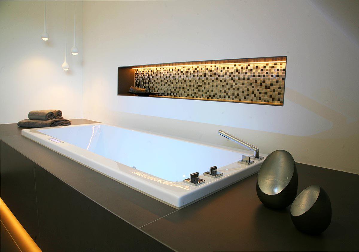 Heimwohl Badezimmer Badewanne Fliesen Badewanne Badezimmer