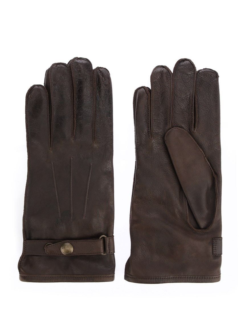 b00c905d331ec BELSTAFF Heyford Leather Gloves. #belstaff #gloves Mens Brown Leather Gloves,  Belstaff