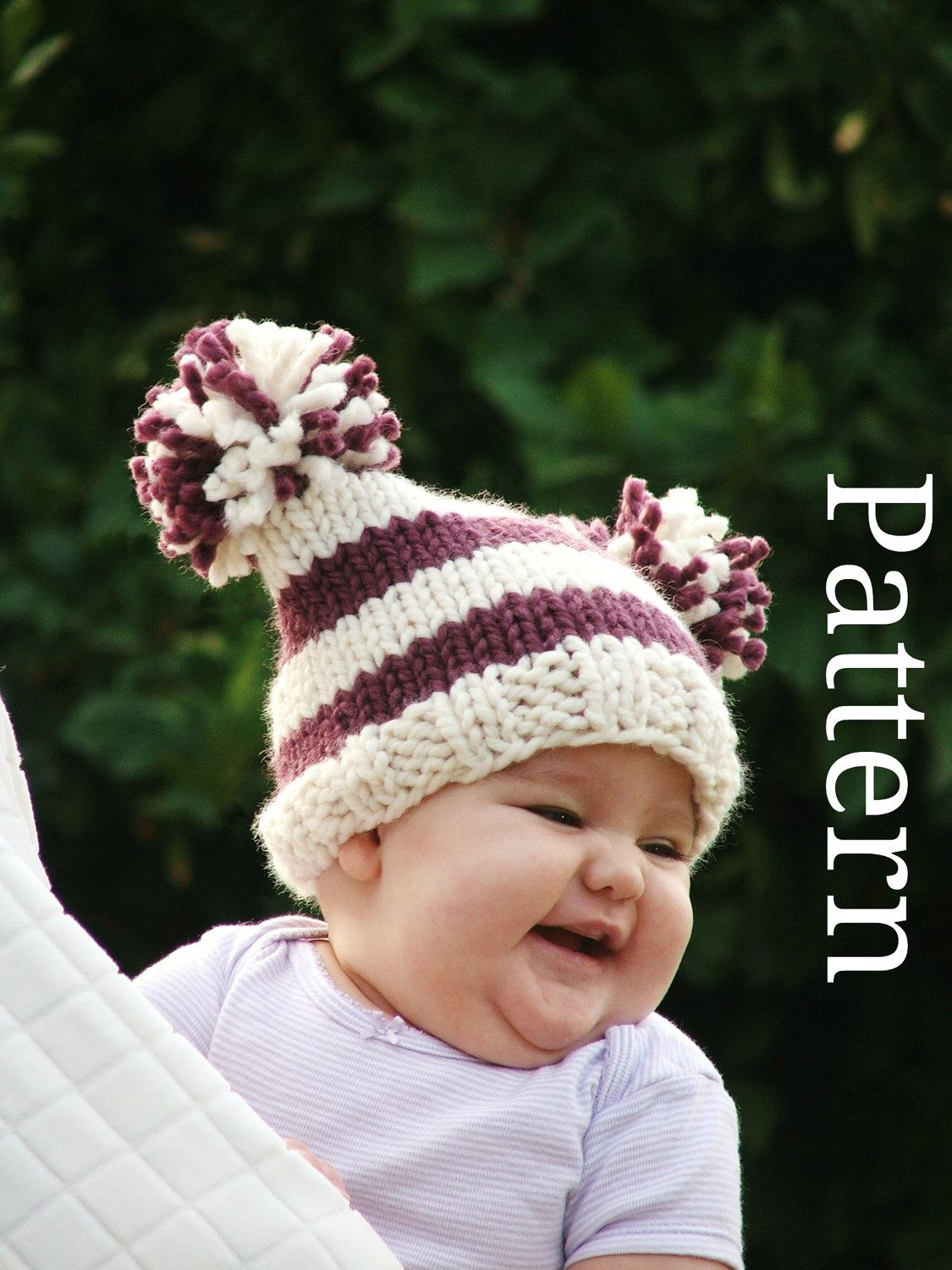 Baby hat patterns Baby knitting patterns Baby knit baby patterns ...