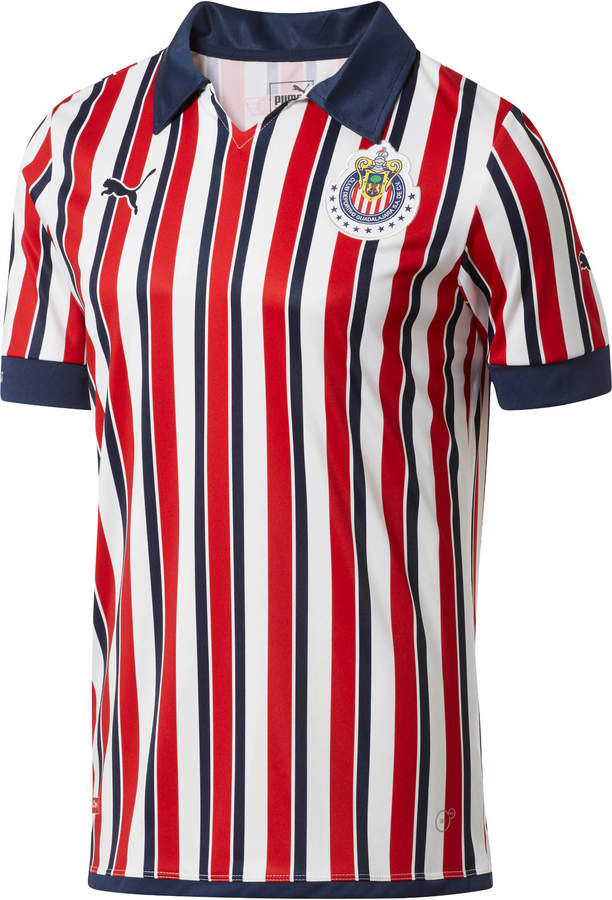 ba4736faa Chivas Home Rep SS CWC 18-19 Mens Shirt