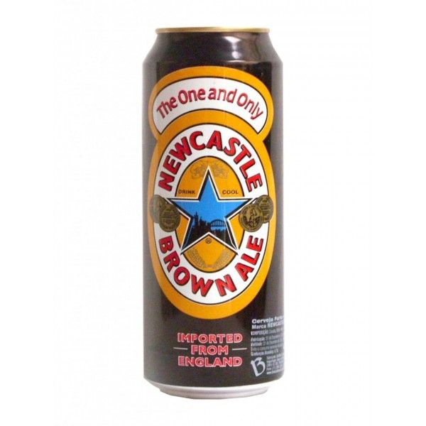 NEWCASTLE BROWN ALE 24X50CL CAN 4.7% - Normandie Wine