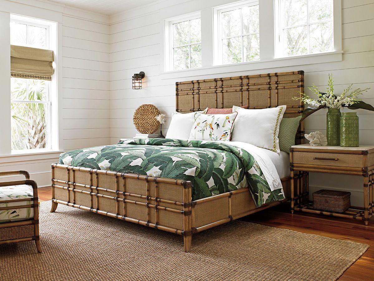 Tommy Bahama Bedroom Twin Palms Tropical Designer Lhbdesign