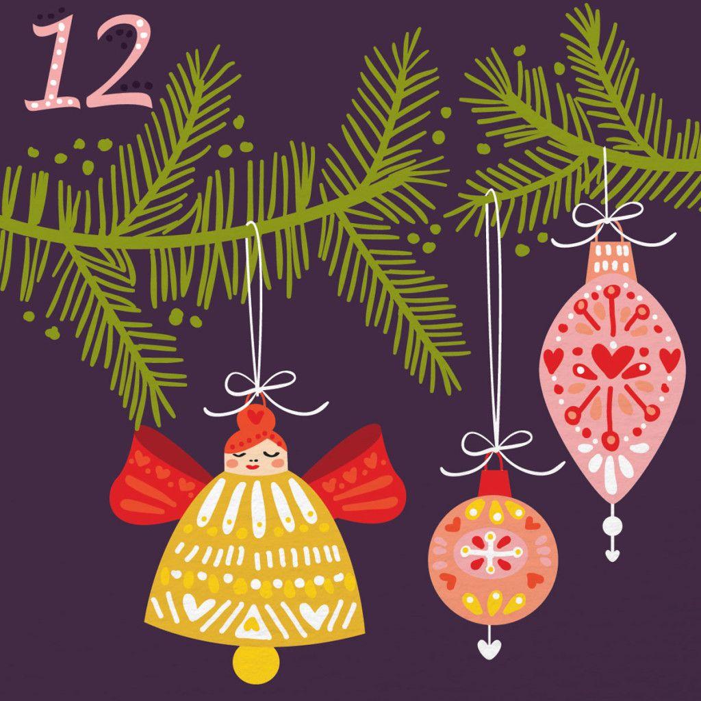 Illustrated advent calendar: Day 12