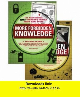 The Forbidden Knowledge Bundle (9781440525339) Michael Powell, Matt