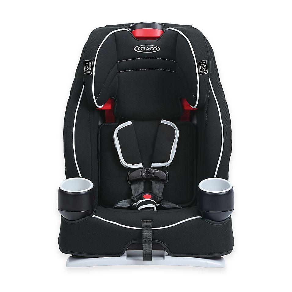 Graco Atlas 65 2 In 1 Harness Booster Car Seat In Glacier Black