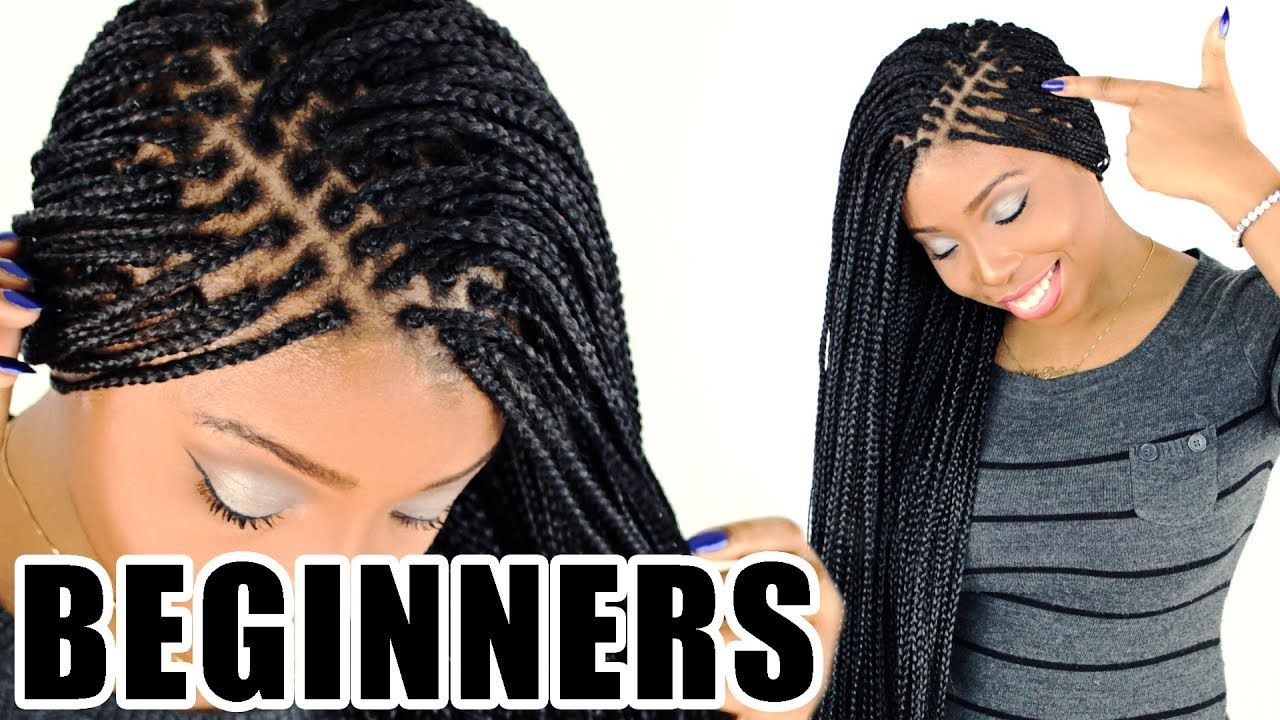 30 Inch Micro Braids Small Box Braids Youtube Small Box Braids Box Braids Hairstyles Micro Braids