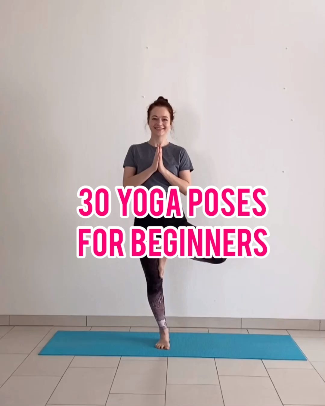 30 Beginner Yoga Poses In this video Im going to demonstrate 30 common beginner yoga poses that youll probably see in almost every yoga class