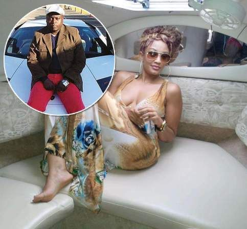 Ivan Ssemwanga, Zari's ex hubby, has finally spoken out about her sex tape ... and revealed how he has no involvement in the leak.