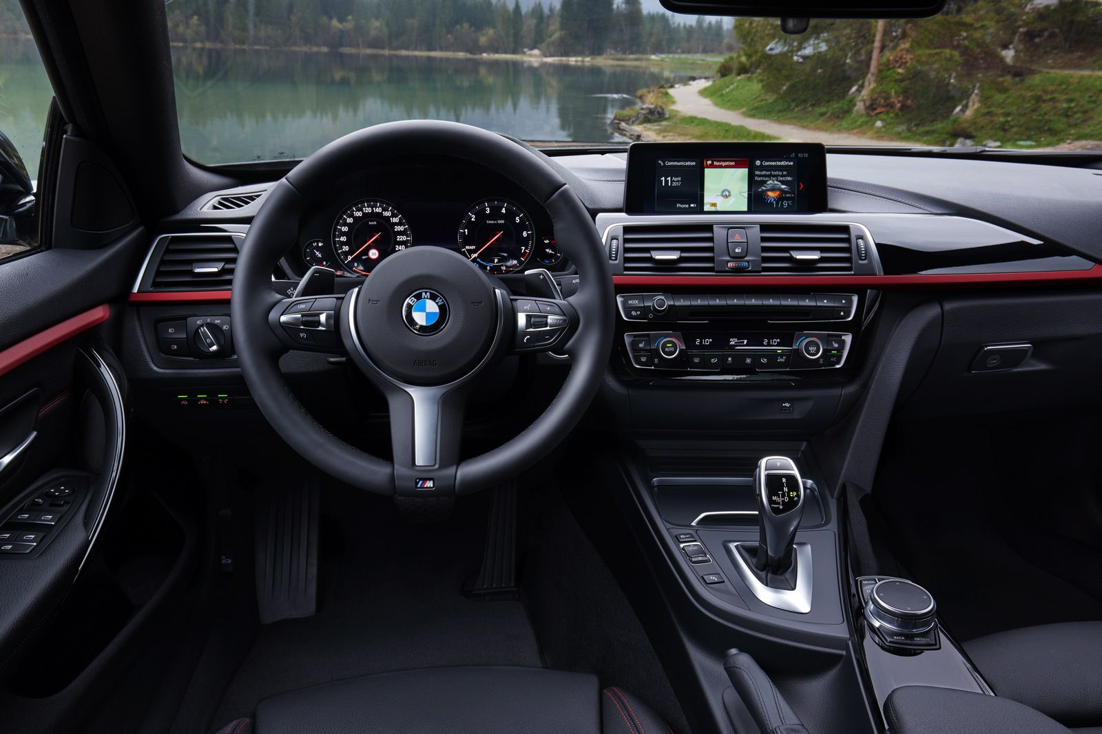 2017 Bmw 4 Series Gran Coupe Facelift Photo Gallery Auto