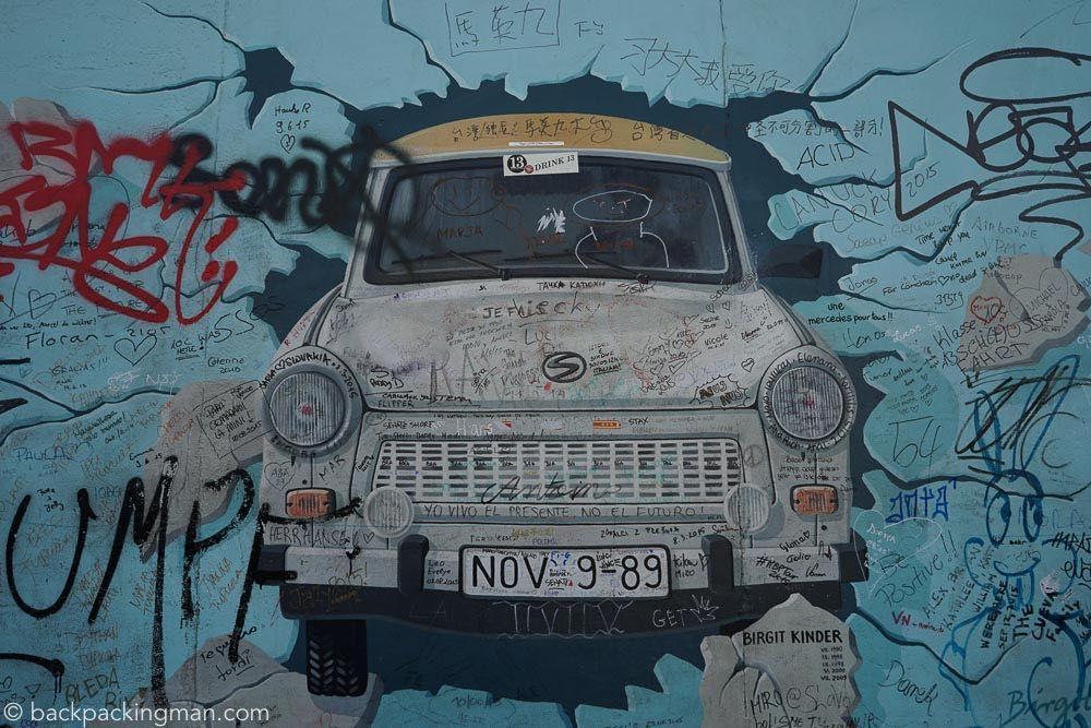 East Side Gallery Art Berlin Wall 15 East Side Gallery Berlin Wall Art