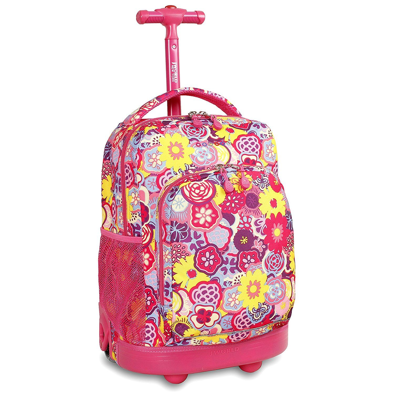 e6d176e76f J World New York Sunny Rolling Backpack Sale 50%. Now only  26.95