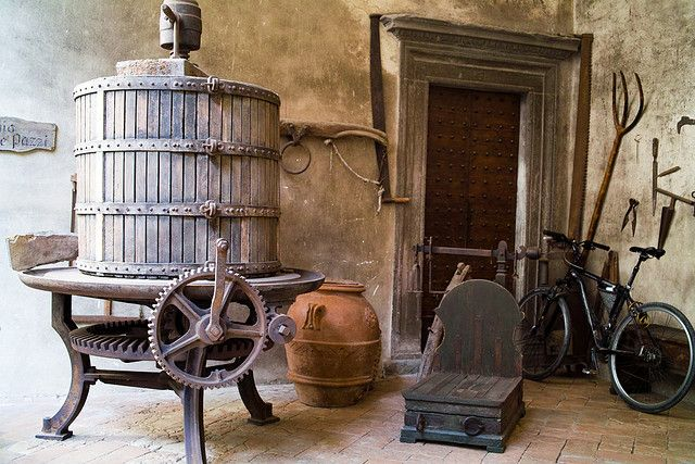 Vintage #Winery #Equipment