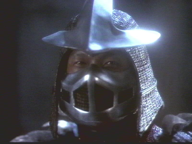 William Fitchner Is The Shredder Tmnt Tmnt Movie Teenage