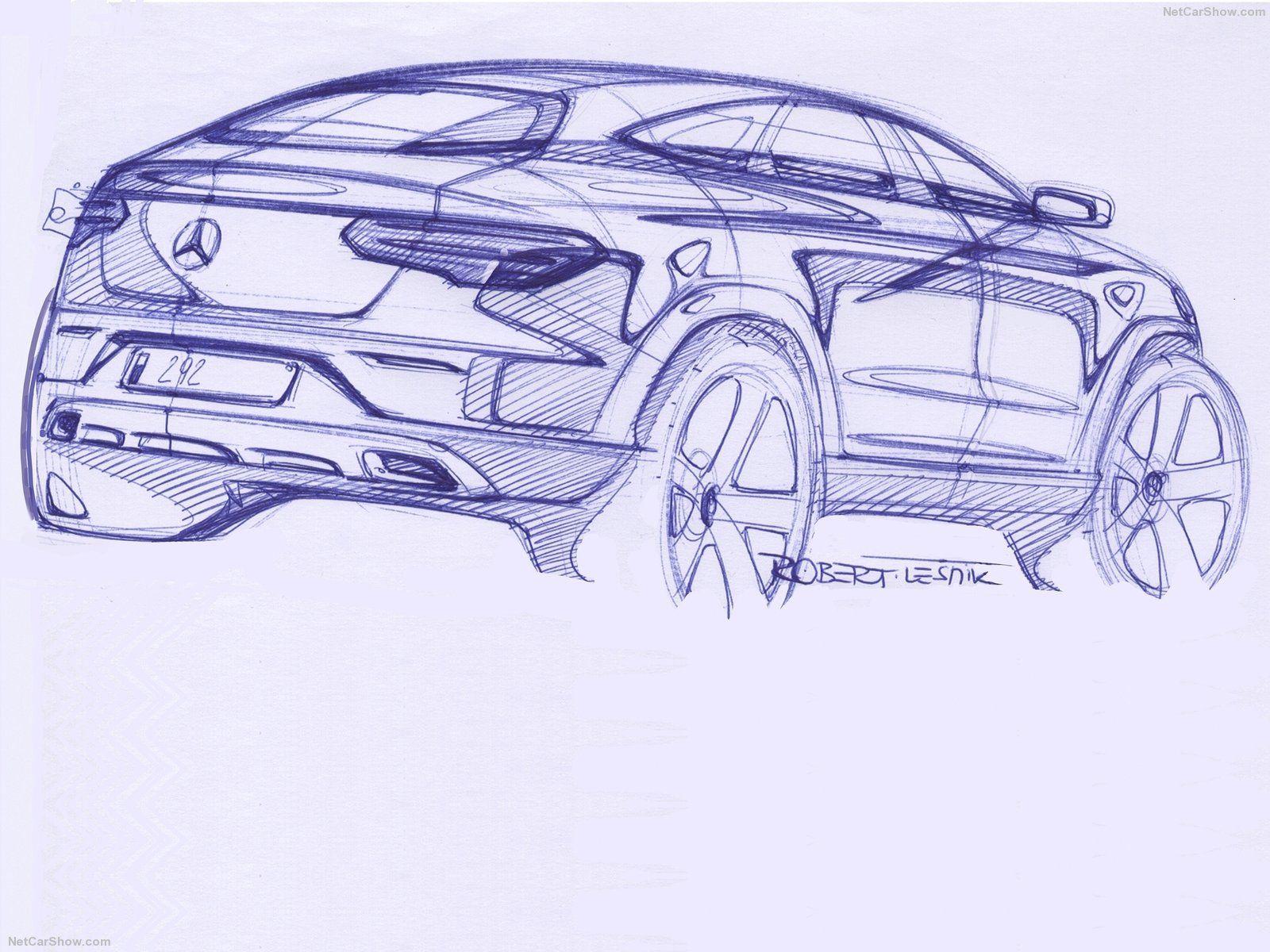 2016 Mercedes-Benz GLE Coupe | Cars | Pinterest | De autos, Anatomía ...