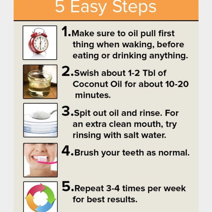 Day 27 Coconut Oil Oil Pulling For Oral Health Dental Health