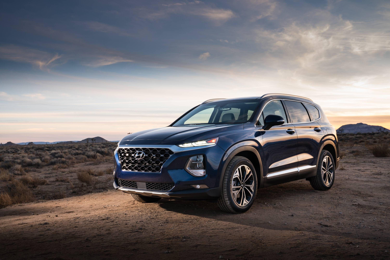 2019 Hyundai Santa Fe Named Suv Of The Year Tnc Network Hyundai Santa Fe New Hyundai Hyundai Tucson