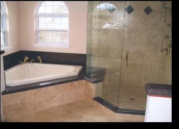 corner tub - Google Search   Master Bath Reno   Pinterest   Corner ...